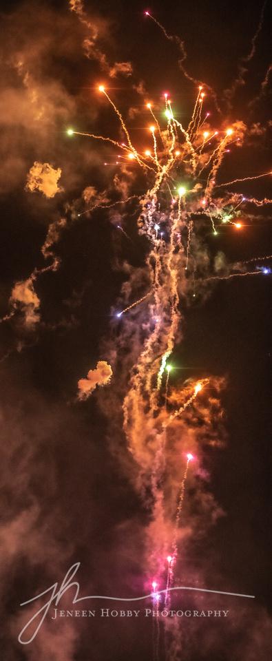 Fireworks, Supercross 2020, Daytona, #3
